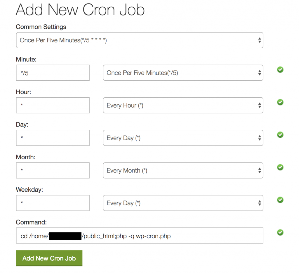 How to Connect with System Scheduler - Cron? - Easy Appointments